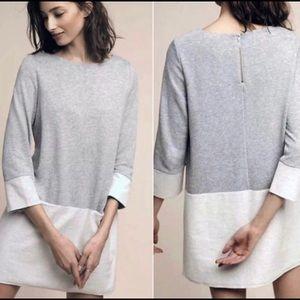 Anthropologie Lili's Closet Sweatshirt Dress